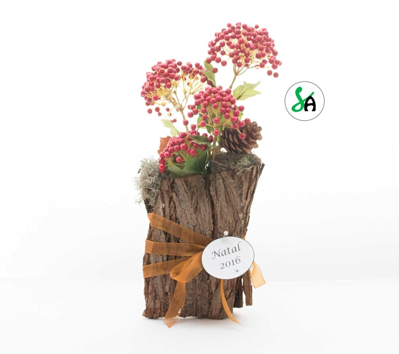 Sublim Ambiente Living roomAccessories & decoration Wood Wood effect