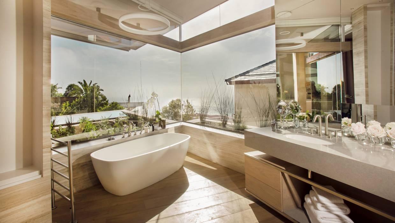 Hôtels modernes par DV8 Architects Moderne