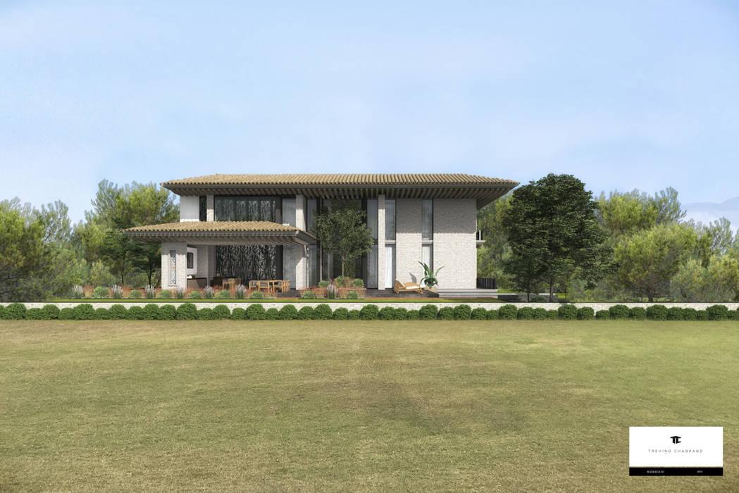 TREVINO.CHABRAND | Architectural Studio 房子