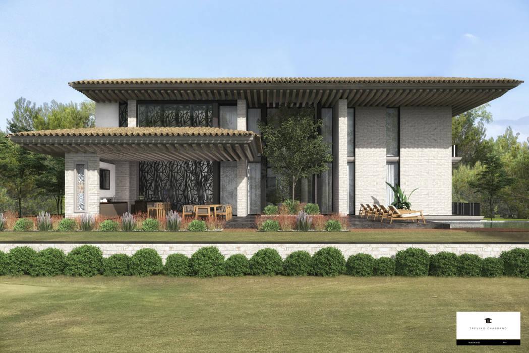 Klassische Häuser von TREVINO.CHABRAND | Architectural Studio Klassisch