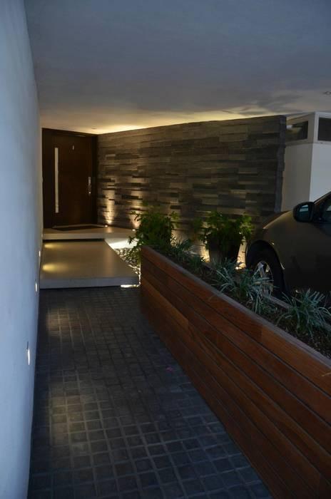 Modern garage/shed by TREVINO.CHABRAND | Architectural Studio Modern