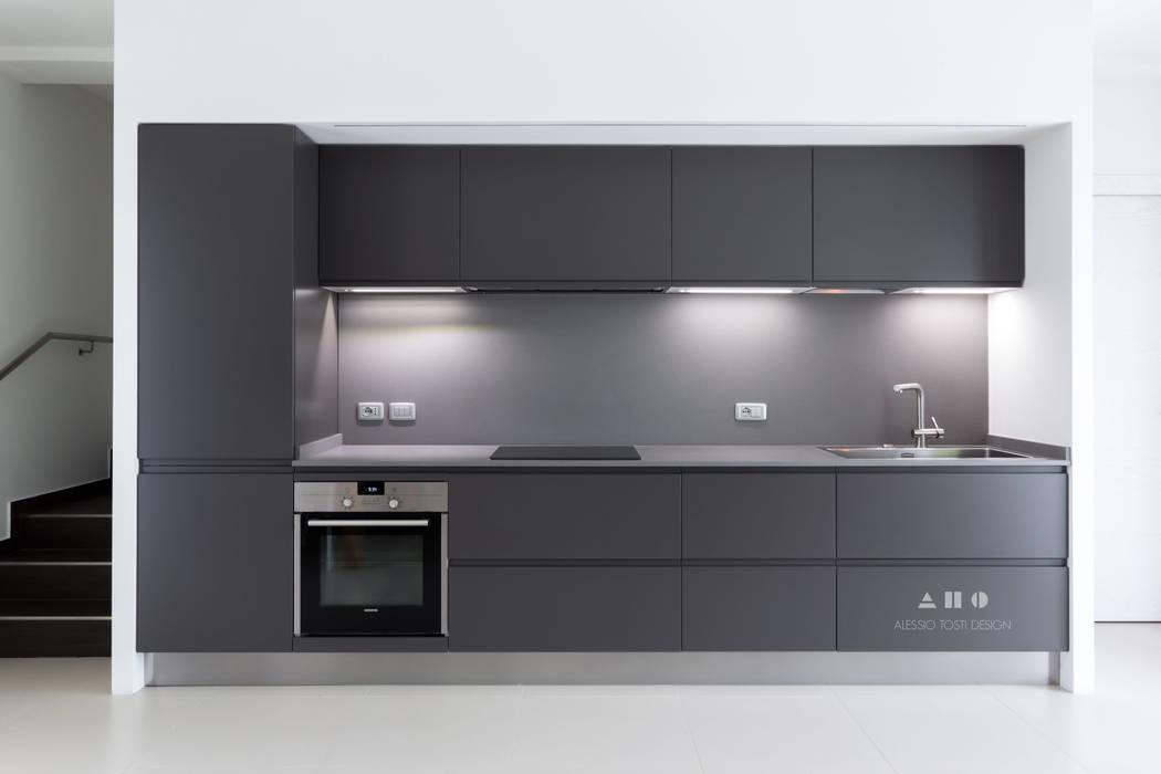 Salones de estilo moderno de ALESSIO TOSTI DESIGN Moderno