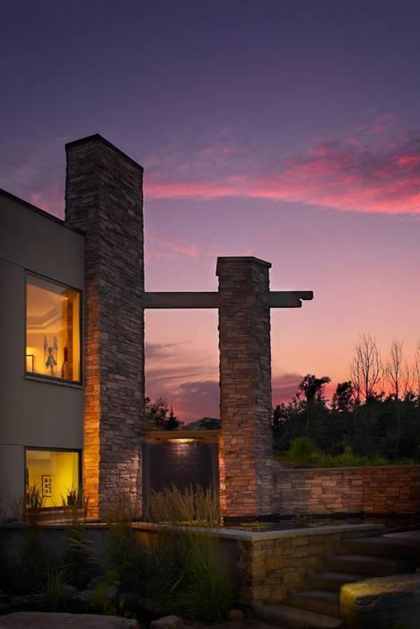 Benchscape:  Houses by Lex Parker Design Consultants Ltd.