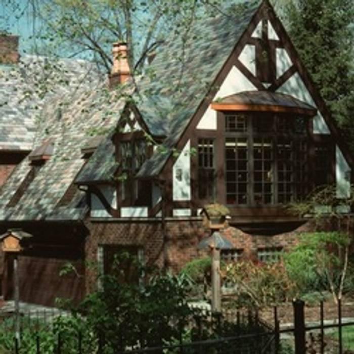New Leaf Home Design Rumah Gaya Rustic