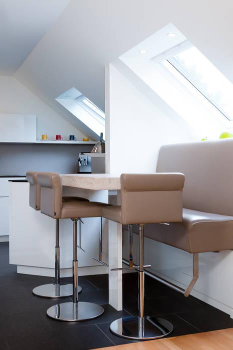 Sitzbank nach maß in der küche: küche von klocke ...