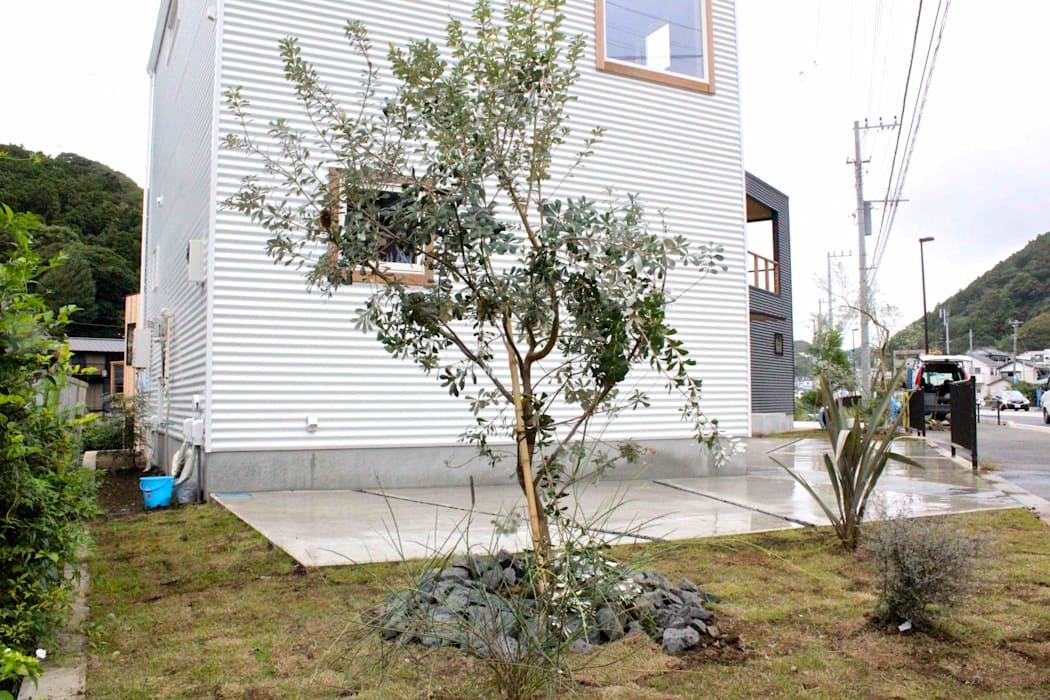 Jardin de style  par Shikinowa Design,