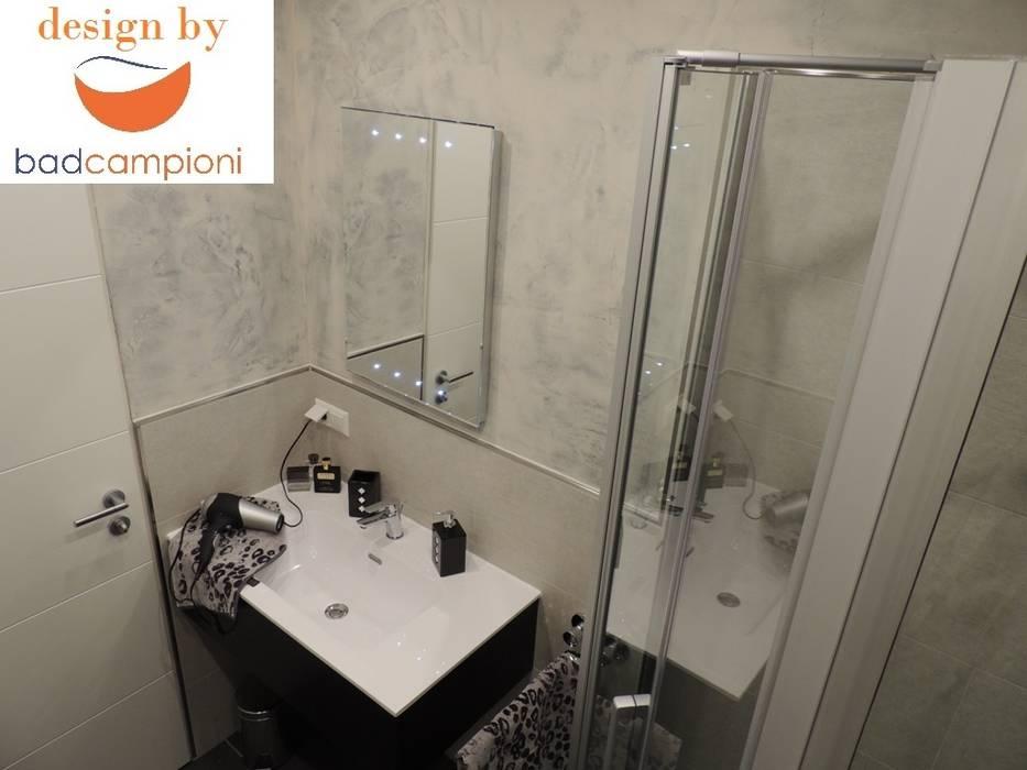 Auch Kleine Bader Konnen Grossartig Sein Moderne Badezimmer
