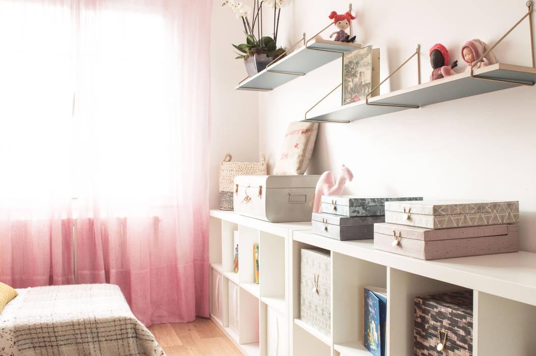 Une jolie chambre pour une petite princesse qui voit la vie ...