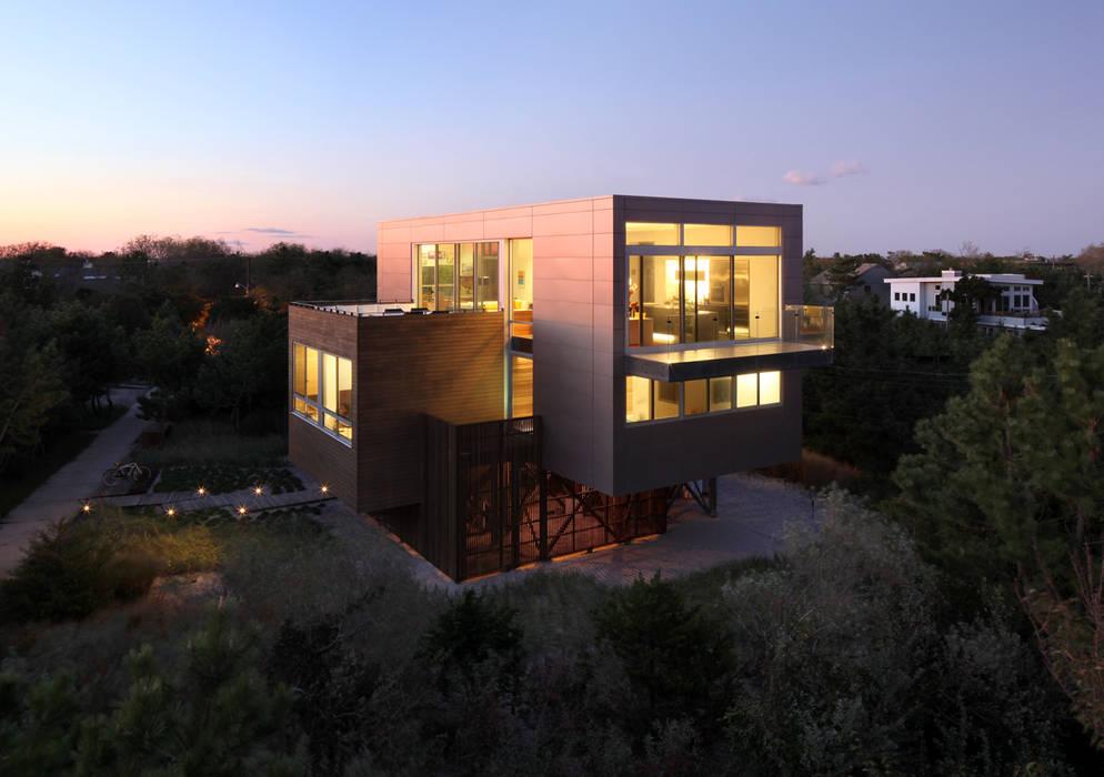 Casas modernas por SPG Architects Moderno