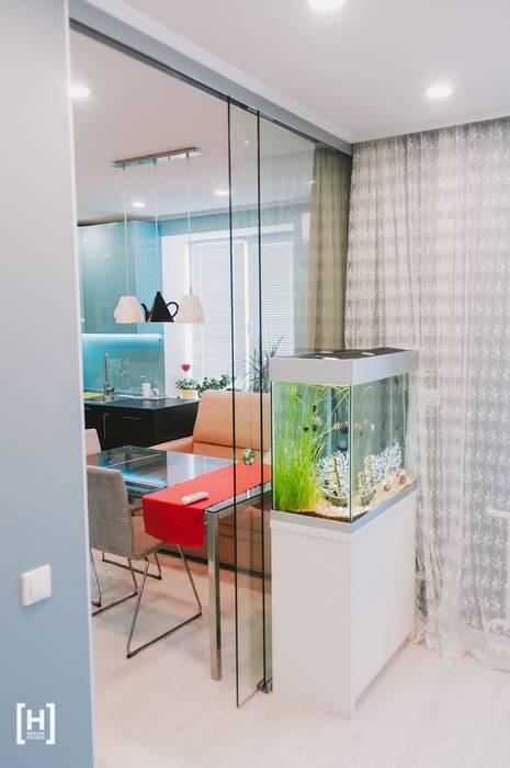 Hunter design Kitchen Turquoise