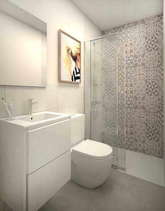 Cuarto de baño suite: baños de estilo de grupo inventia ...