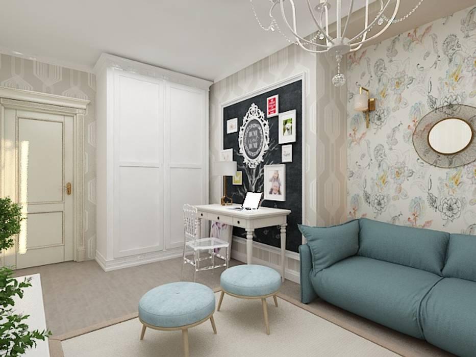 Dstudio.M Salon classique Blanc