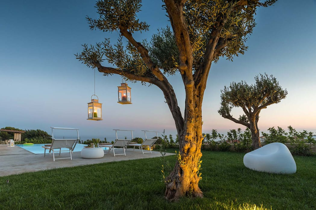 DFG Architetti Associati Modern style gardens