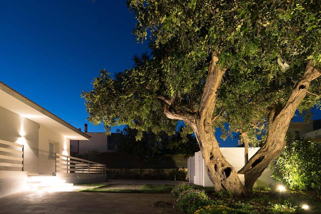 Villa GD DFG Architetti Associati Giardino moderno