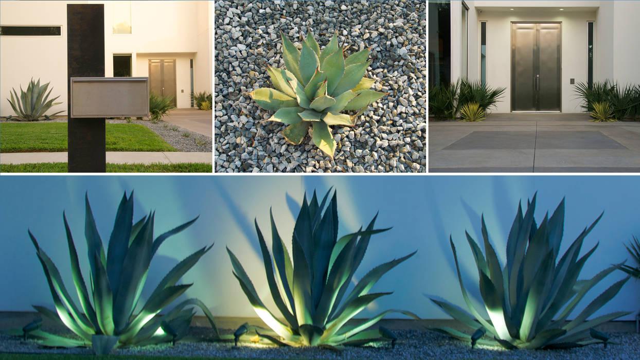 Minimalist style garden by Matthew Murrey Design Minimalist