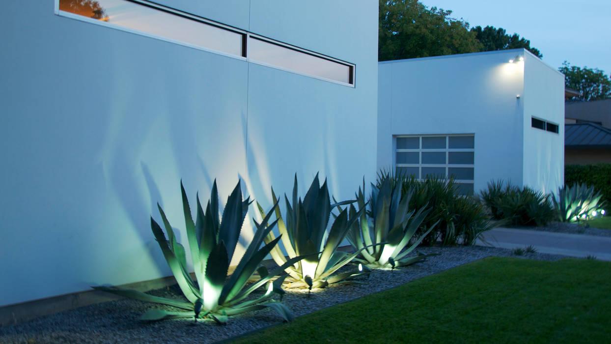 Modern Landscape Design Minimalist style garden by Matthew Murrey Design Minimalist