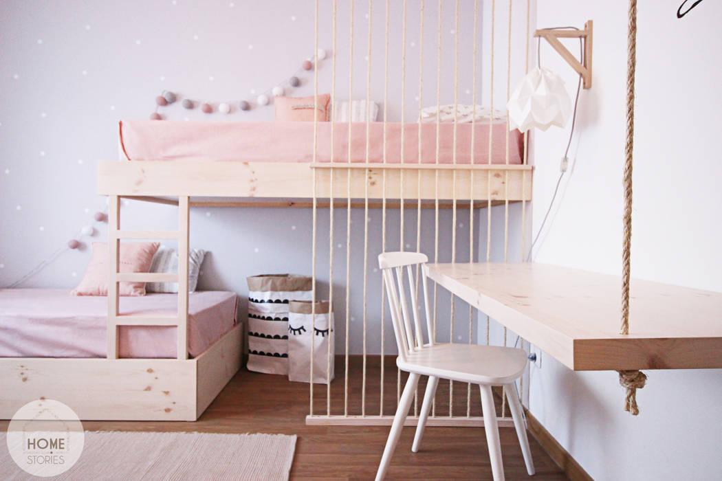 Skandinavische Kinderzimmer von homify Skandinavisch