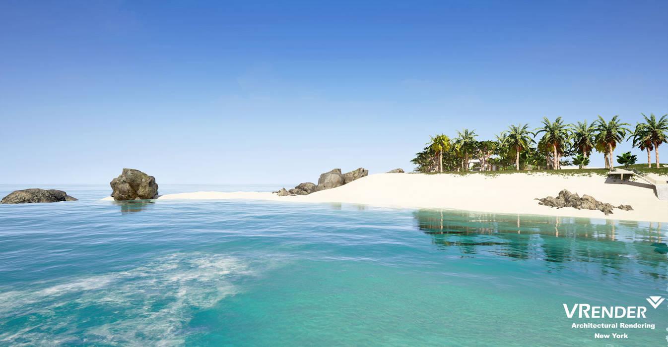 Casas tropicais por Vrender.com Tropical