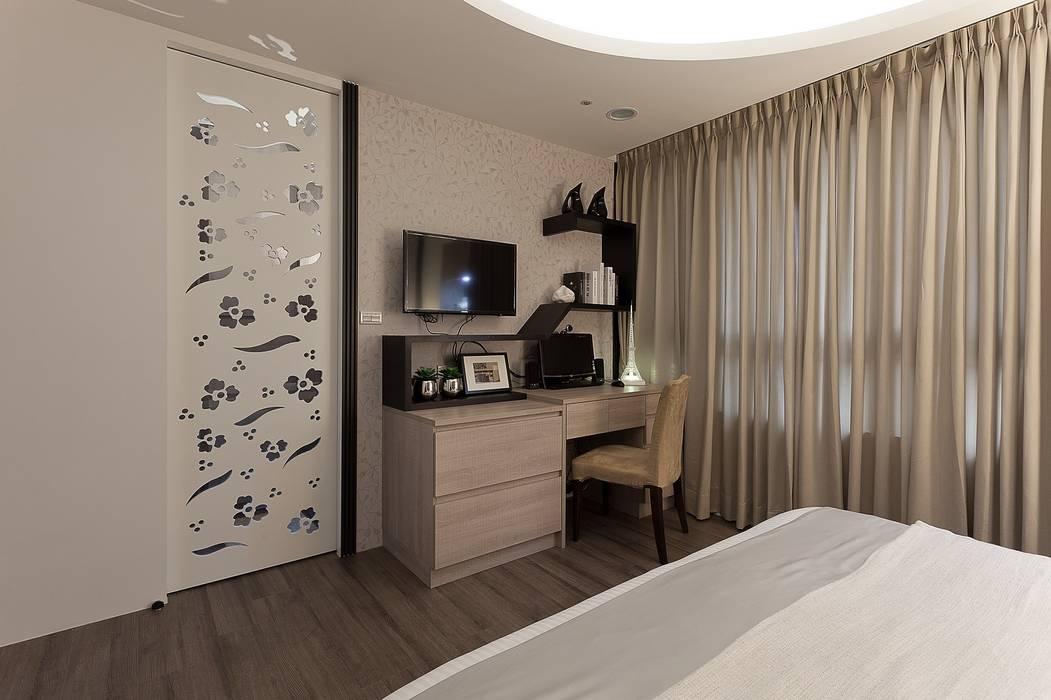 孝親房-2 根據 Green Leaf Interior青葉室內設計 現代風