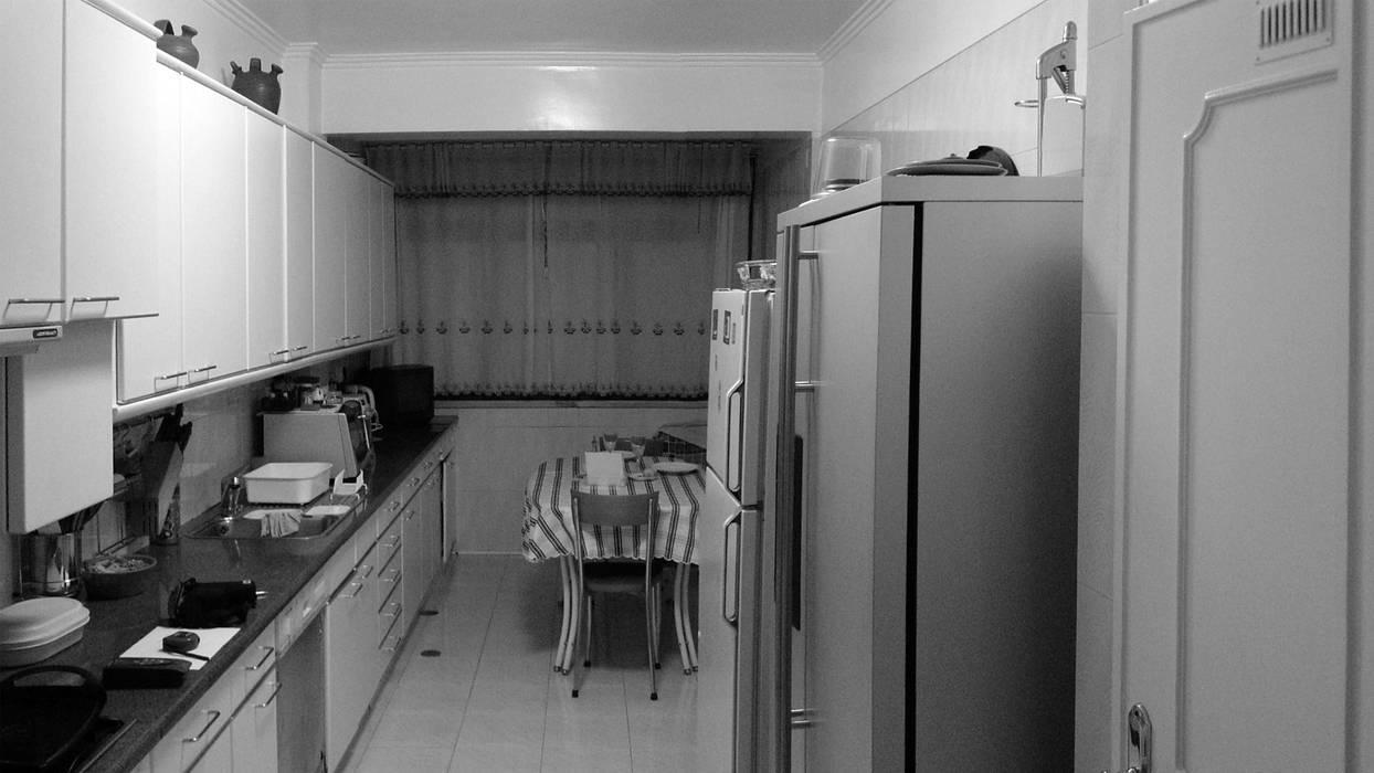 Kitchen | before por FMO ARCHITECTURE Minimalista