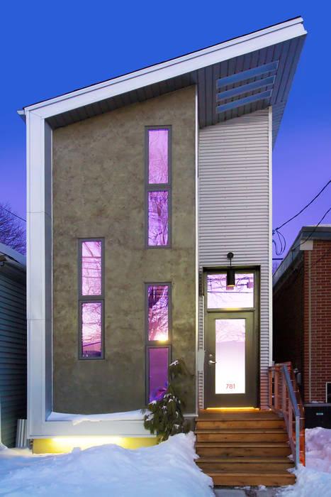 Maisons de style  par Linebox Studio,