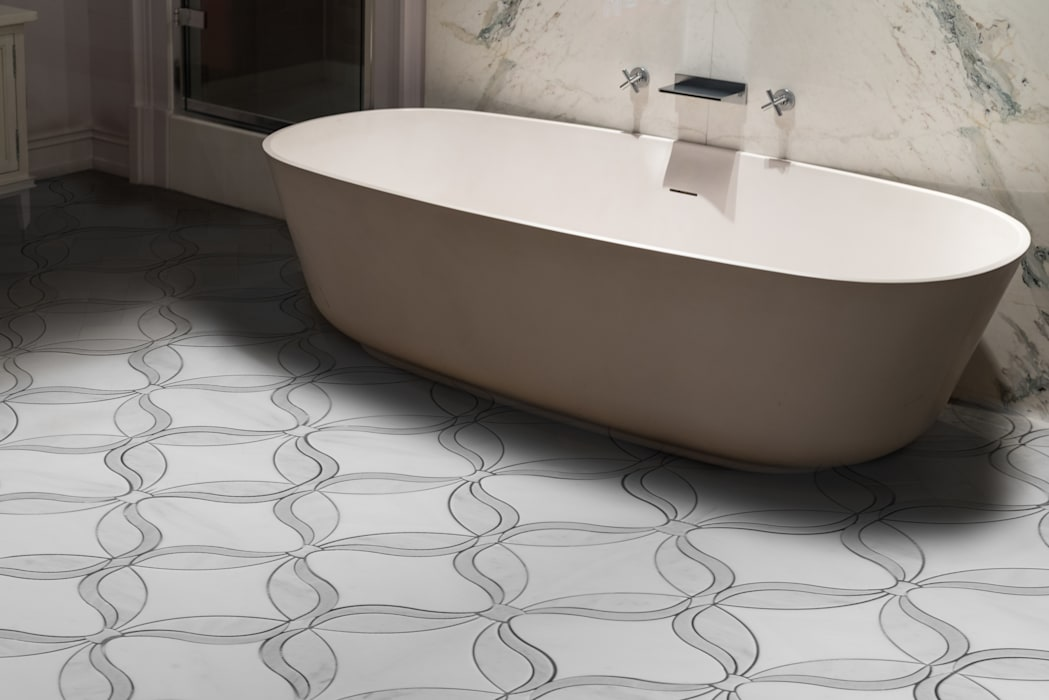 Bathroom by Elalux Tile
