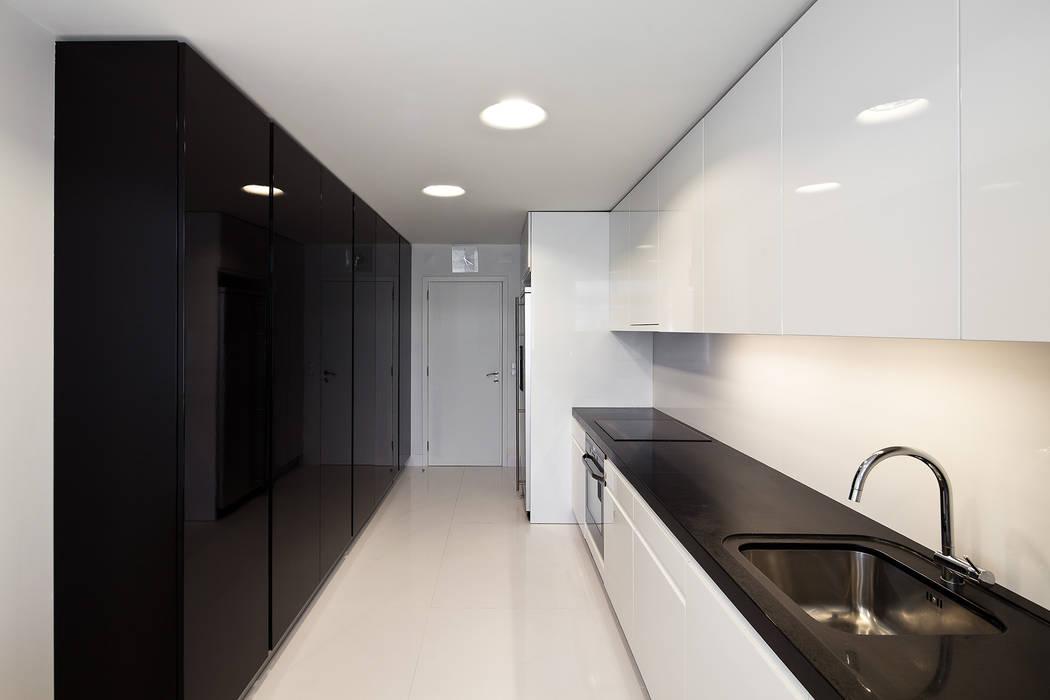 Cucina in stile in stile Minimalista di FMO ARCHITECTURE