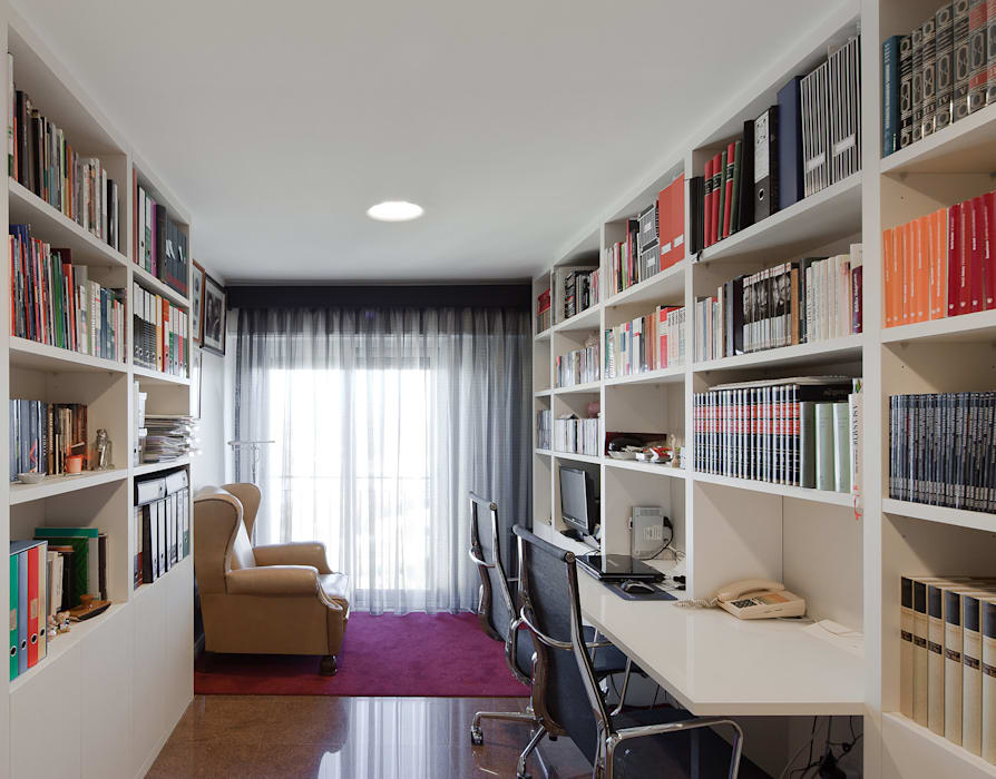Oficinas de estilo  por FMO ARCHITECTURE, Minimalista