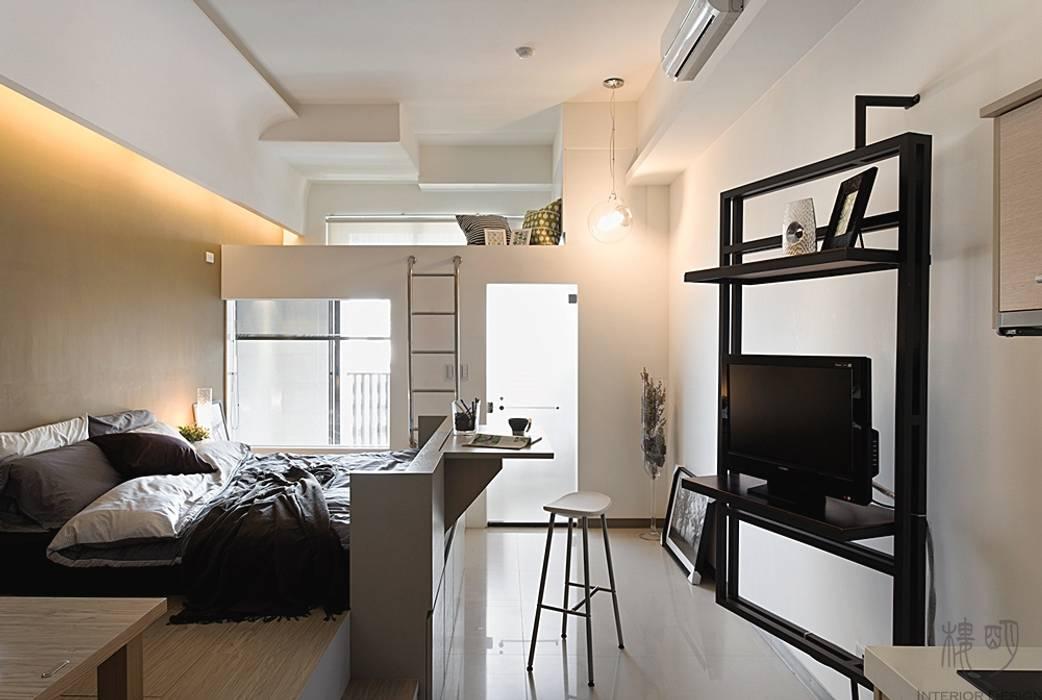 夢想中的家 禾光室內裝修設計 ─ Her Guang Design 書房/辦公室