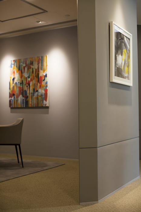 Project : Corporate in TST ( VIP Office): classic  by Art-Lease, Classic