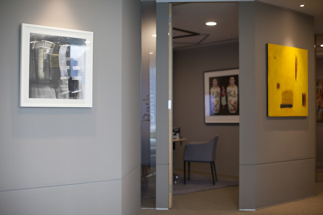 Project : Corporate in TST ( VIP Office):  Artwork by Art-Lease,