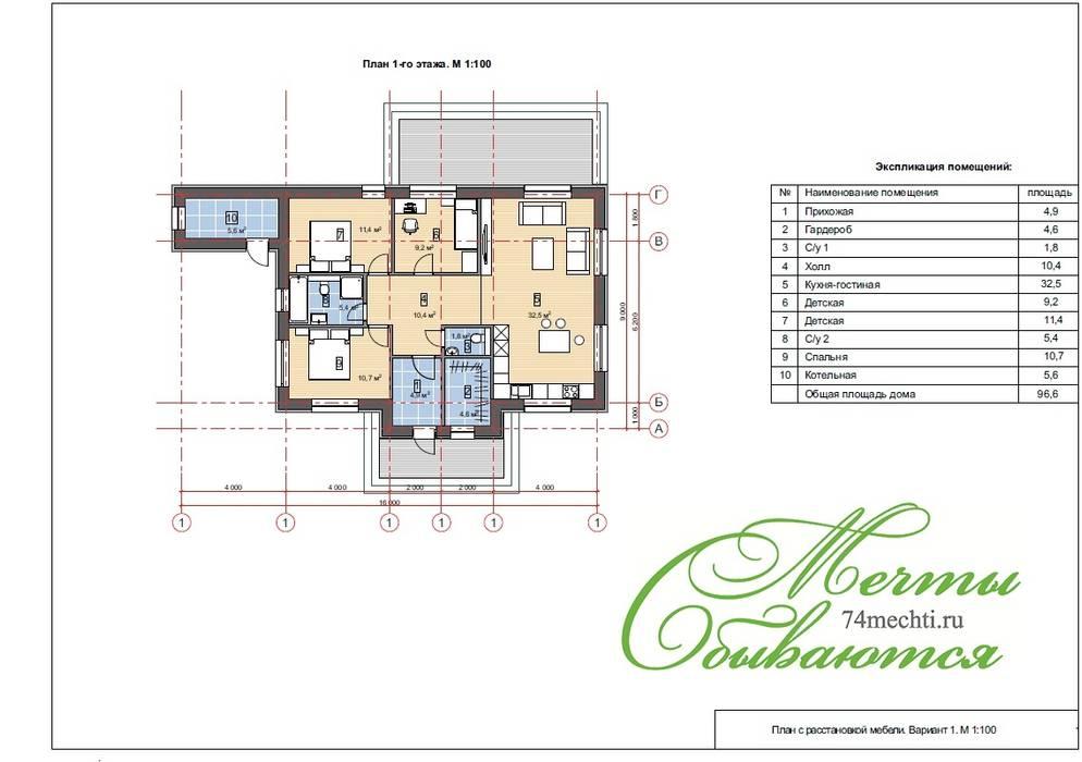Classic style houses by Компания архитекторов Латышевых 'Мечты сбываются' Classic