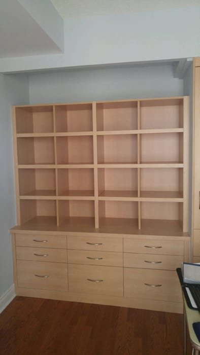 Hellyer #4 - November 25 2016 by Space Age Custom Closets & Cabinetry Classic Wood Wood effect