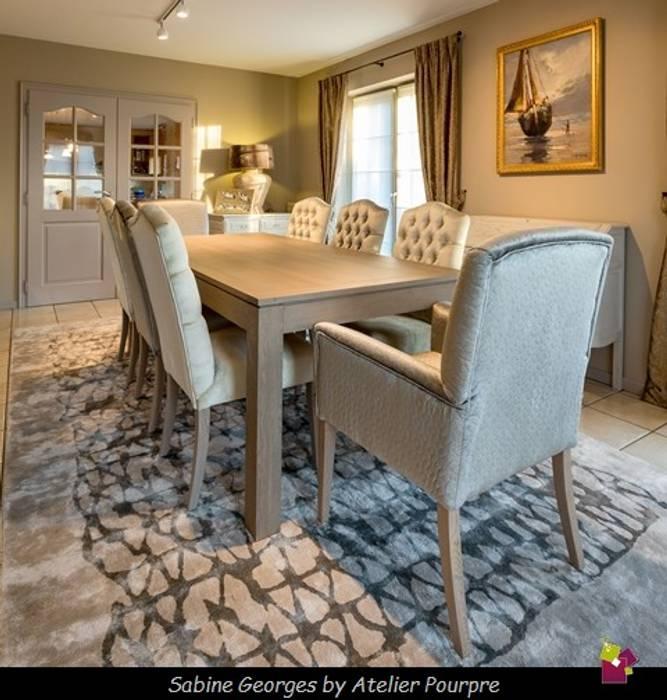 Aménagement séjour et hall - conception de mobilier: salle à ...