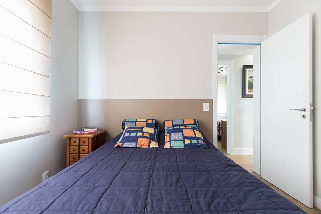 Dormitorios de estilo minimalista de Kali Arquitetura Minimalista