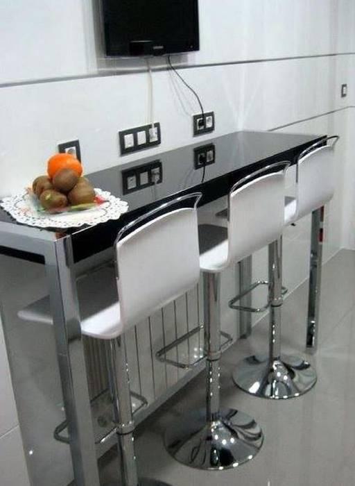 Vielgesuchter bartisch cumbre mit barhocker win.: küche von ...