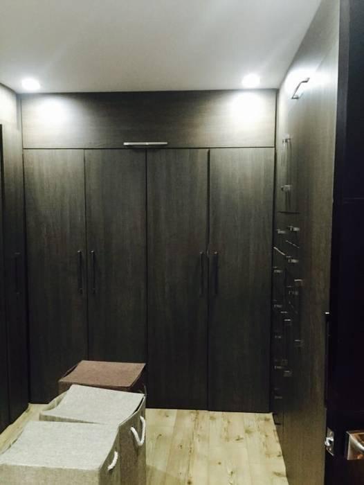 Dressing room by Arqca, Modern