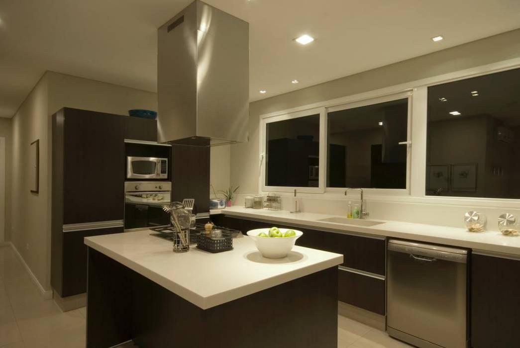 Dapur Modern Oleh CIBA ARQUITECTURA Modern