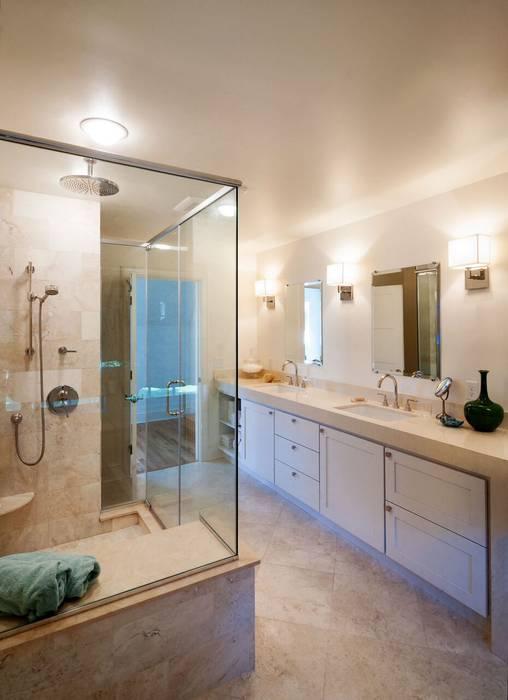 New Leaf Home Design Banheiros modernos