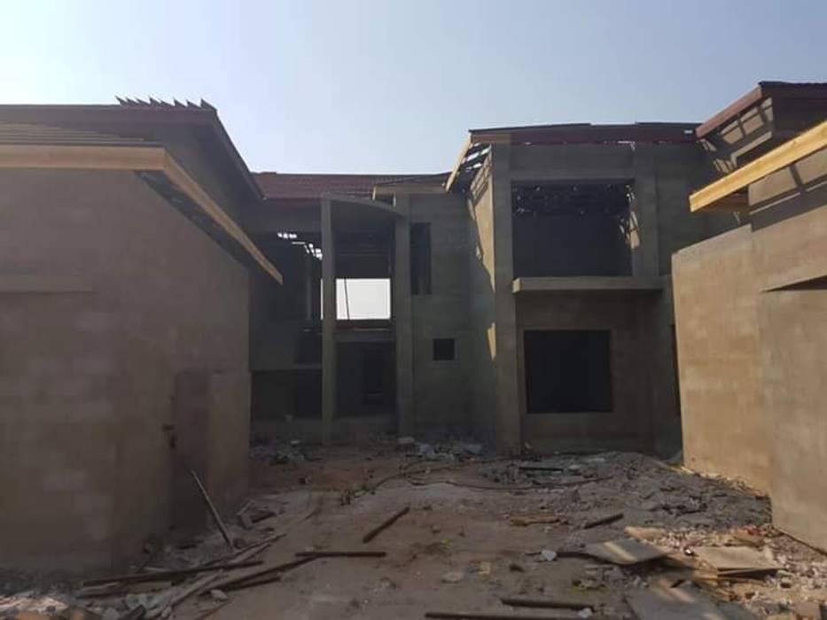 Work in Progress:  Houses by Ndiweni Architecture