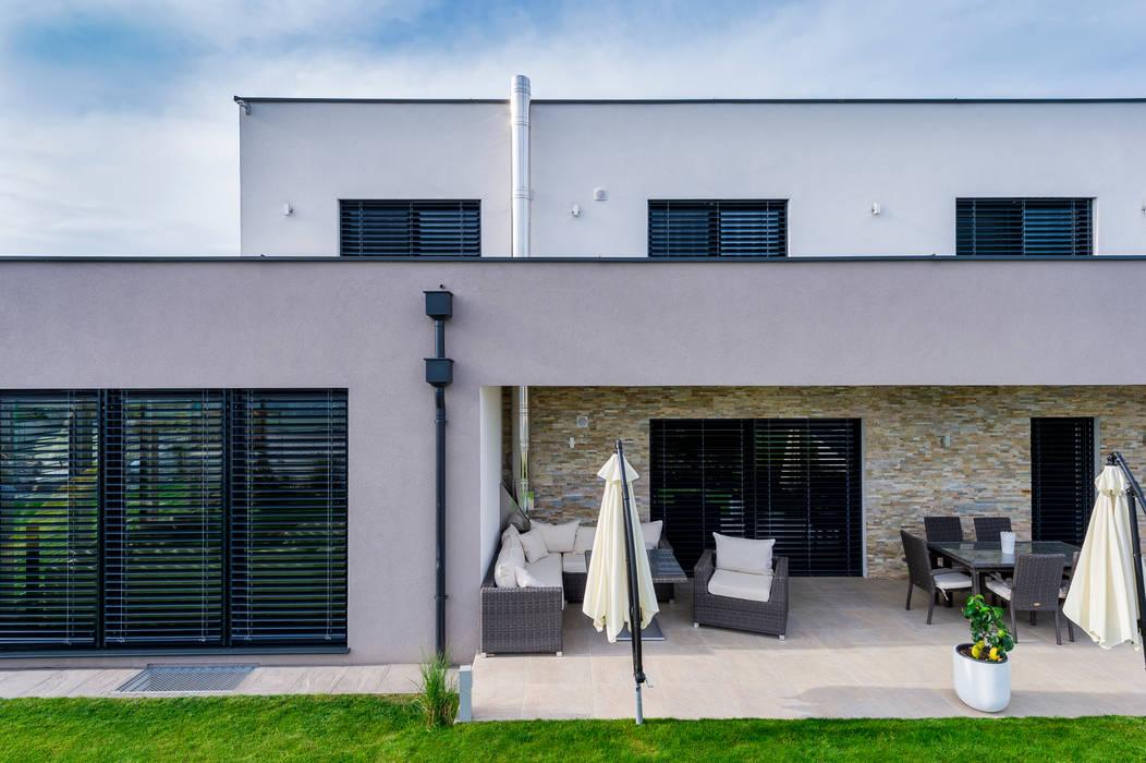 Modern Houses By Wimbergerhaus Homify
