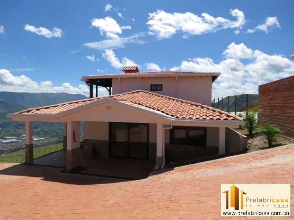 Häuser von PREFABRICASA