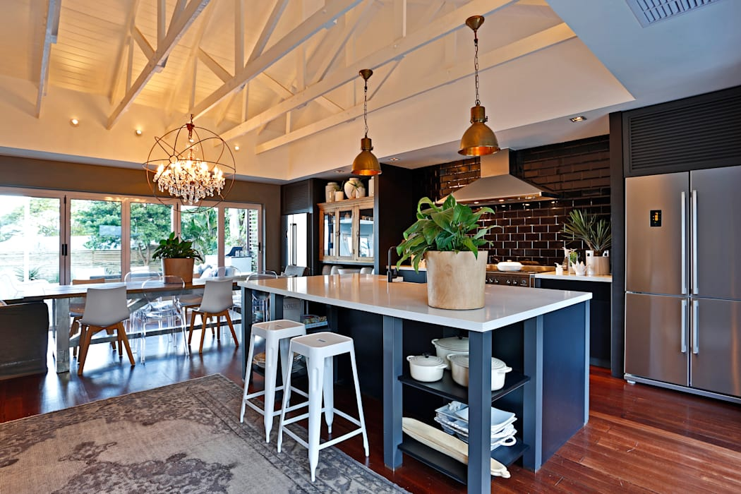 Sphere Design & Architecture Eclectic style kitchen