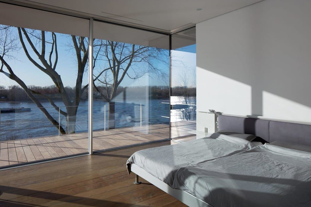 หน้าต่าง โดย Burckhardt Metall Glas GmbH, โมเดิร์น