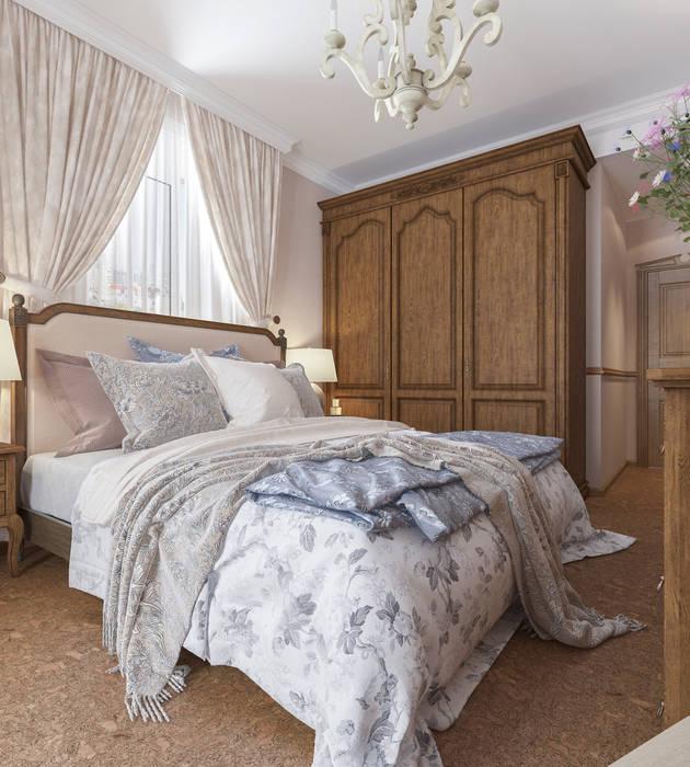 Rustieke & brocante slaapkamer door бюро9 - екатерина ялалтынова ...