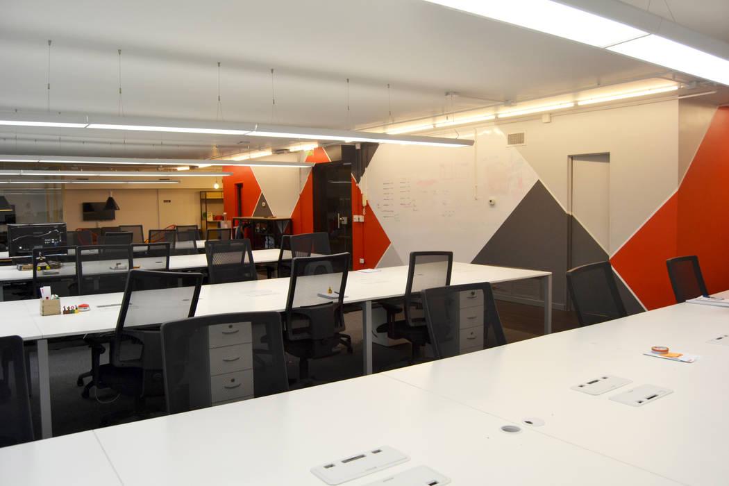 Oficinas Restorando Argentina de Estudio Primal