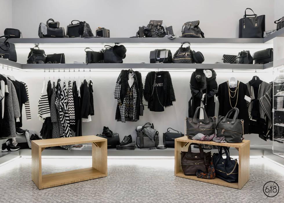 L'Altra Moda: Negozi & Locali commerciali in stile  di Seicentodiciotto