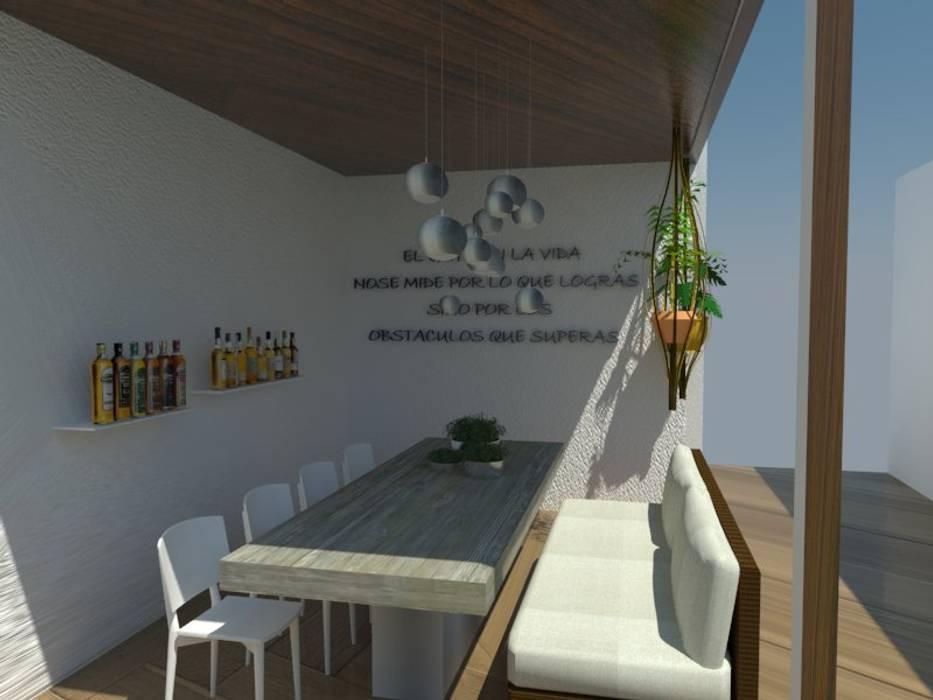Estudio de Diseño Interior 餐廳配件與裝飾品 Beige