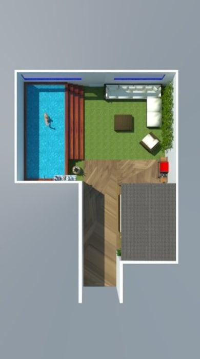 Patio Estudio de Diseño Interior