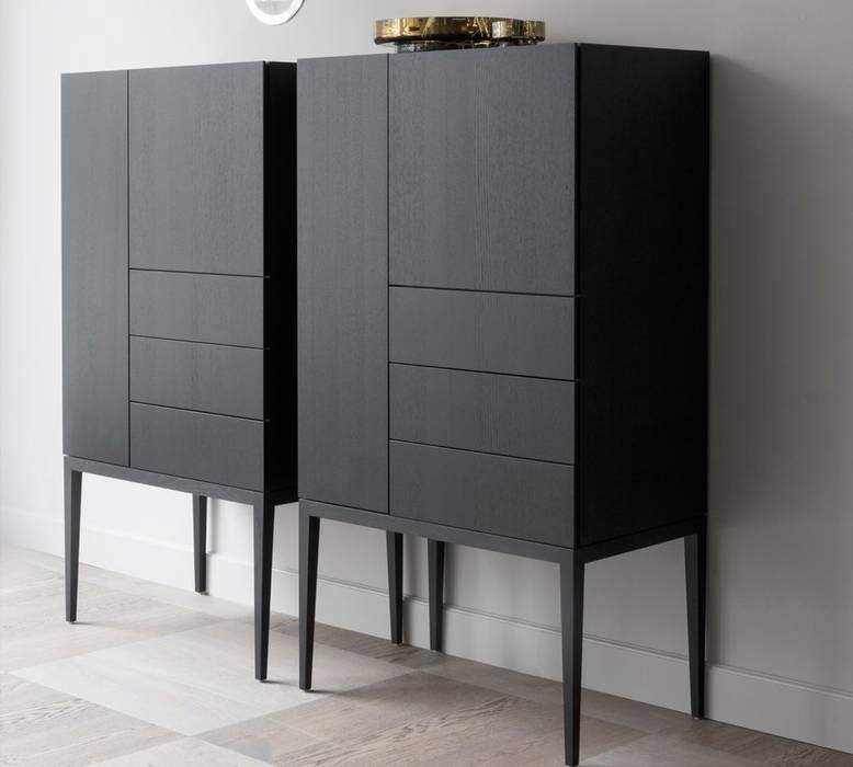 Schrank – mintdesign blackedition : moderne wohnzimmer von gabler24 ...